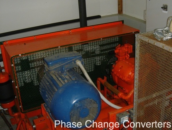 PC15 - 20HP refrig compressor