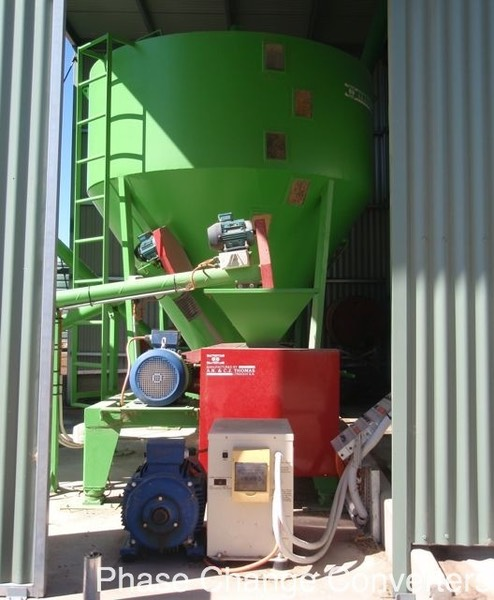 PC22 - Grain Mill