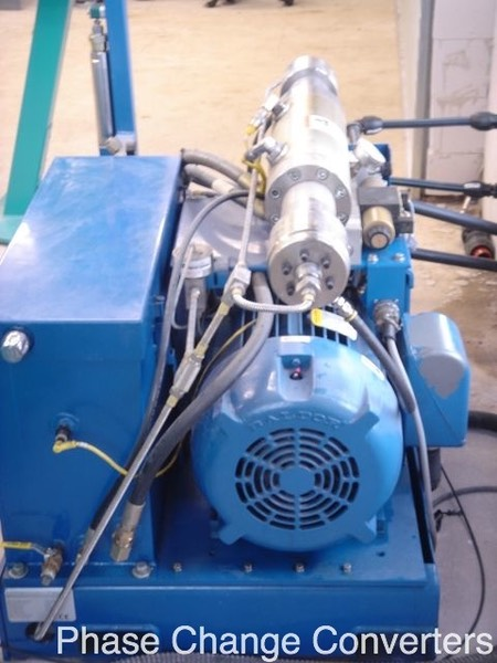 PC30 - Hydraulic pack of Waterjet Cutting Machine