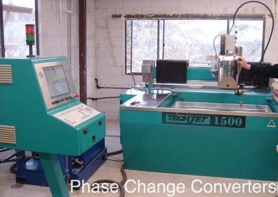 PC30 - Profile Waterjet Cutting Machine