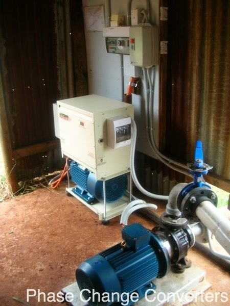 PC8+ Nursery Irrigation Pump